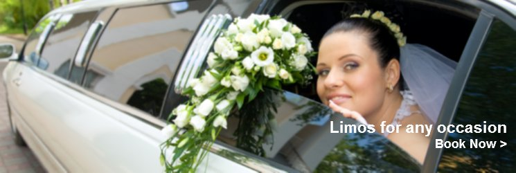 Wedding Limo For Hire